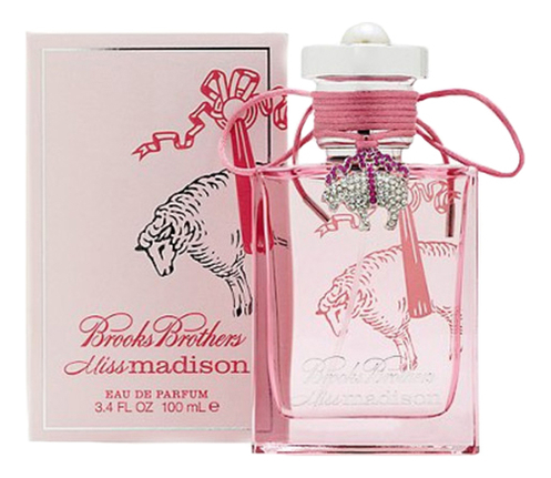 Brooks Brothers Miss Madison: парфюмерная вода 100мл brooks brothers бермуды