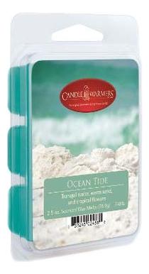 Наполнитель для воскоплавов Ocean Tide Wax Melts 70,9г наполнитель для воскоплавов serene woods wax melts 70 9г