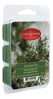 Наполнитель для воскоплавов Balsam Fir Wax Melts 70,9г наполнитель для воскоплавов serene woods wax melts 70 9г