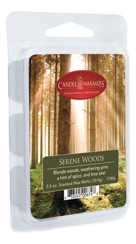 Наполнитель для воскоплавов Serene Woods Wax Melts 70,9г наполнитель для воскоплавов serene woods wax melts 70 9г