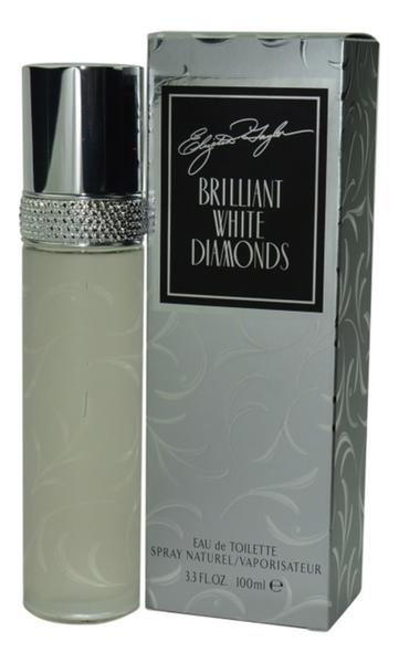 Elizabeth Taylor Brilliant White Diamonds : туалетная вода 100мл elizabeth taylor white diamonds lustre туалетная вода 100мл
