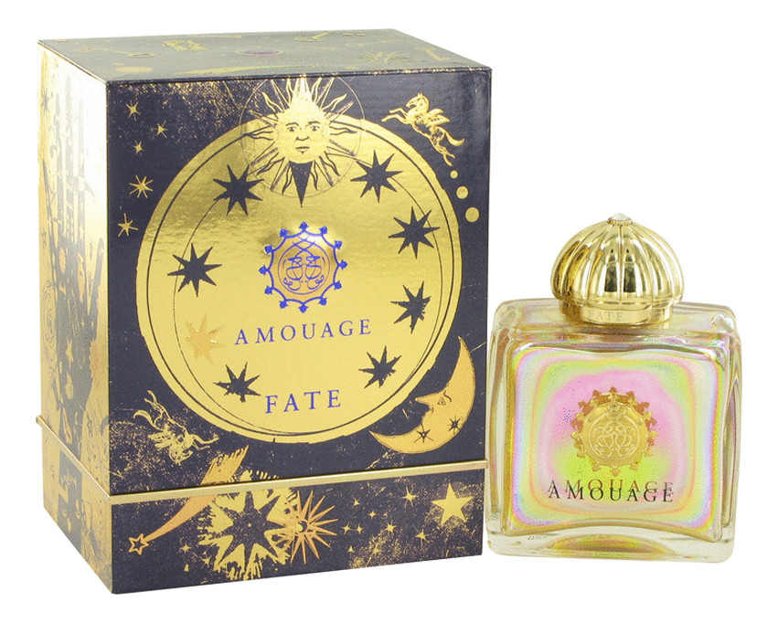 Amouage Fate for woman: парфюмерная вода 100мл парфюмерная вода amouage fate