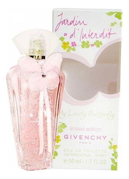 Givenchy Jardin dInterdit My Lovely Butterfly: туалетная вода 50мл