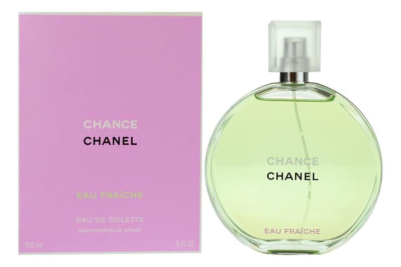 Chanel Chance Eau Fraiche: туалетная вода 150мл chanel n 5 leau туалетная вода 50 мл