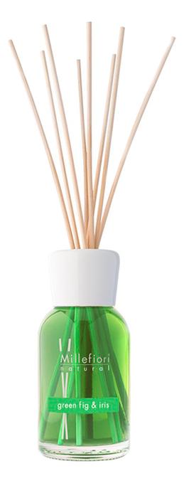Ароматический диффузор Зеленый Инжир и Ирис Natural Green Fig & Iris: Диффузор 100мл