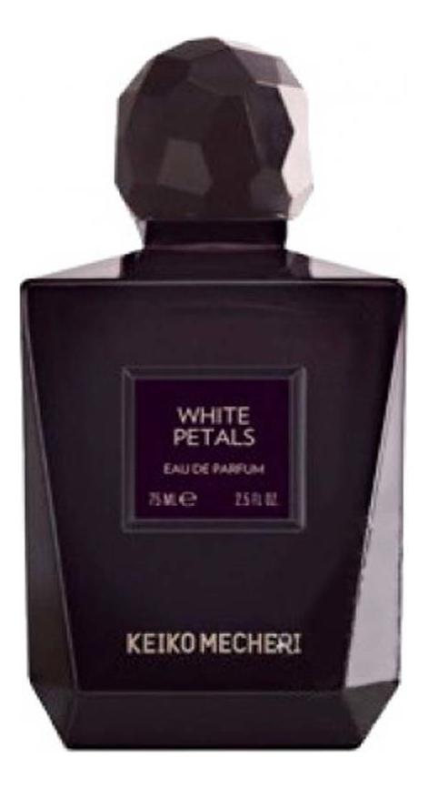 Keiko Mecheri White Petals: парфюмерная вода 75мл тестер keiko mecheri cuir cordoba отливант парфюмированная вода 18 мл