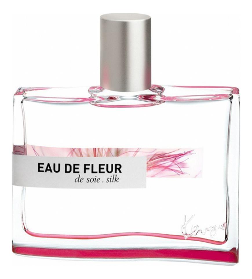 Kenzo Eau de Fleur soie silk: туалетная вода 50мл тестер