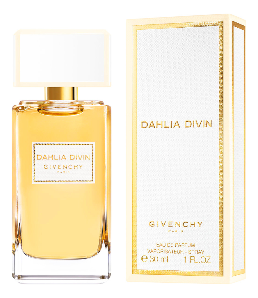 Givenchy Dahlia Divin: парфюмерная вода 30мл