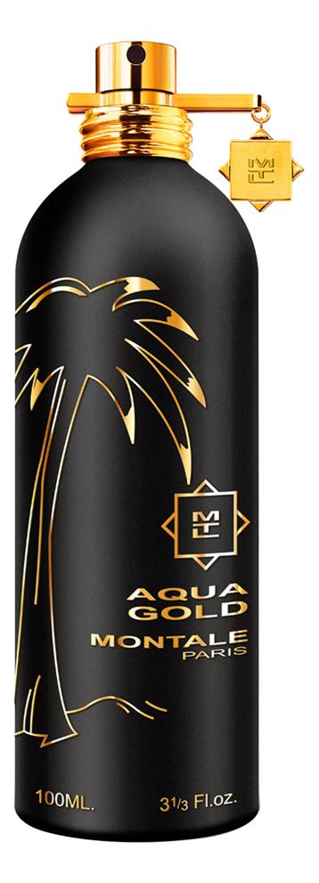 Montale Aqua Gold: парфюмерная вода 100мл тестер montale aoud sense туалетные духи тестер 100 мл