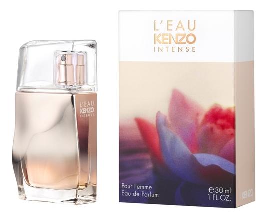 Фото - Kenzo L`Eau Kenzo Intense Pour Femme: парфюмерная вода 30мл kenzo leau kenzo intense sale туалетные духи 30 мл