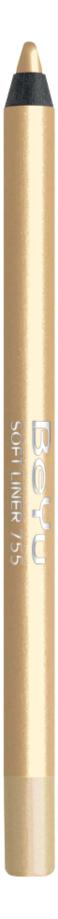 Карандаш для глаз универсальный Soft Liner Eyes 1,2г: 755 Golden