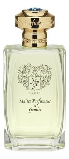 Maitre Parfumeur et Gantier Eau du Gantier: парфюмерная вода 120мл alfred duclos decelles constitution et reglements du club cartier franc et sans dol classic reprint