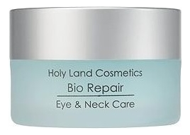 Крем для век и шеи Bio Repair Eye & Neck Cream 30мл bio repair night care holy land