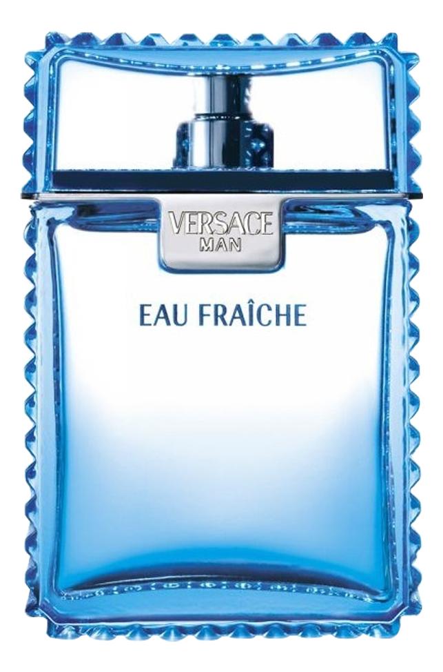 Фото - Versace Eau Fraiche Man: туалетная вода 100мл тестер versace eau fraiche туалетная вода 30 мл