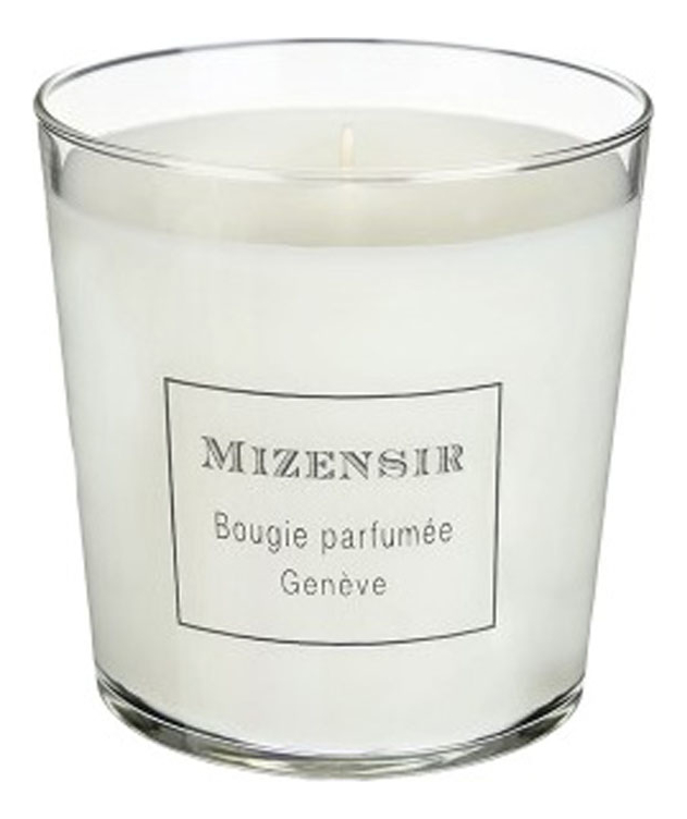 Ароматическая свеча Fleur De Frangipane: свеча 230г ароматическая свеча memoire d ecolier свеча 230г