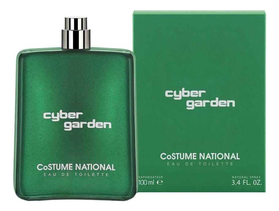 CoSTUME NATIONAL Cyber Garden: туалетная вода 100мл