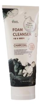 Пенка для умывания с древесным углем Foam Cleanser Charcoal 180мл lebelage пенка для умывания с углем charcoal cleansing foam 100 мл