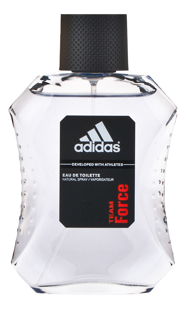 Adidas Team Force: туалетная вода 100мл тестер adidas ice dive туалетная вода для мужчин 100мл