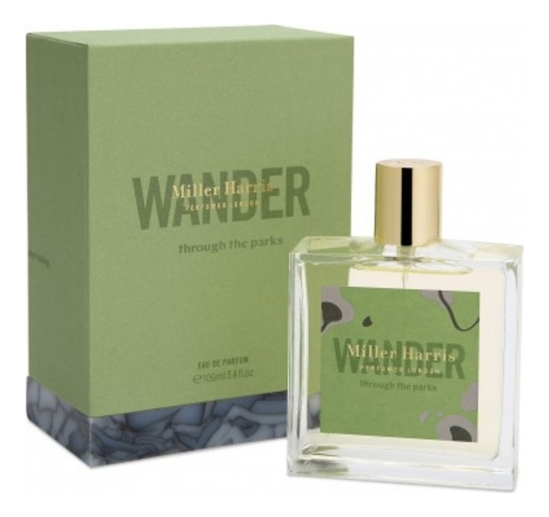 Miller Harris Wander Through The Parks: парфюмерная вода 100мл m l abbé trochon the northwestern miller volume 29