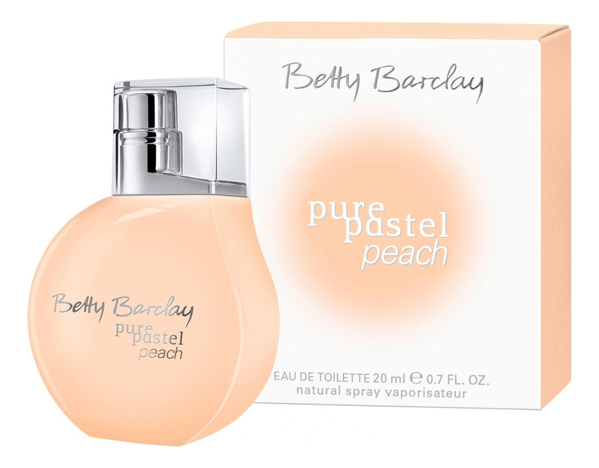 Betty Barclay Pure Pastel Peach: туалетная вода 20мл джемпер betty barclay betty barclay be053ewwyf92
