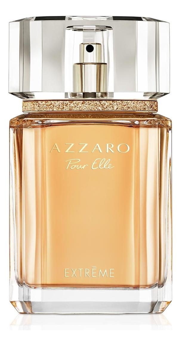 Azzaro Pour Elle Extreme: парфюмерная вода 75мл тестер loris azzaro azzaro pour elle туалетные духи тестер 75 мл
