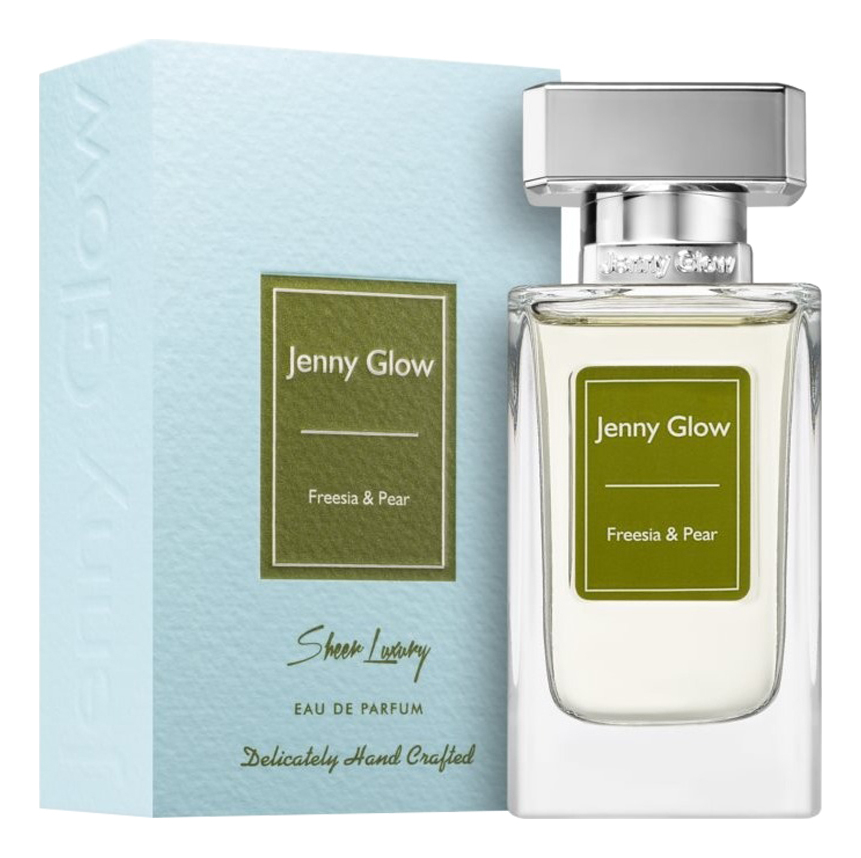 Jenny Glow English Pear & Freesia: парфюмерная вода 80мл jenny wright walking with jenny