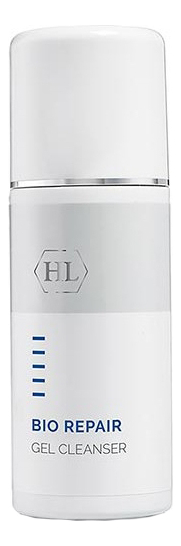Очищающий гель для лица Bio Repair Gel Cleanser 250мл bio repair night care holy land