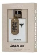 Zadig & Voltaire Tome 1 Rocklove For Her: парфюмерная вода 2мл сумка zadig