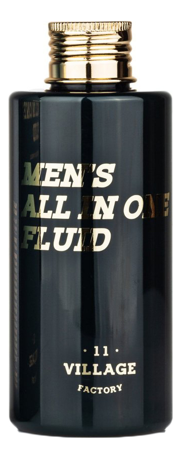 Увлажняющий флюид для лица Mens All in One Fluid 150мл