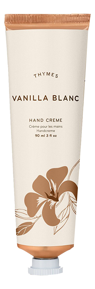 Крем для рук Vanilla Blanc Hand Cream: Крем 90мл автозагар крем