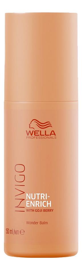Питательный крем-бальзам для волос Invigo Nutri-Enrich Wonder Balm 150мл wella питательный крем бальзам nutri enrich 150 мл