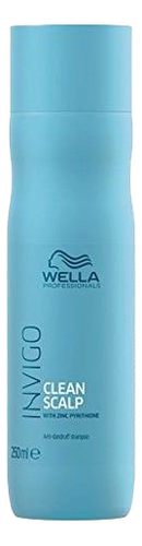 Шампунь против перхоти Invigo Balance Clean Scalp Anti Dandruff Shampoo 250мл интенсивный успокаивающий шампунь против перхоти psoriane intensive shampoo soothing against flaky scalp 125мл
