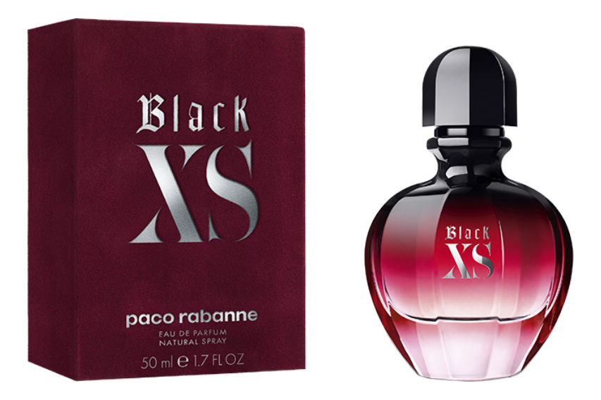 Paco Rabanne Black XS For Her 2018: парфюмерная вода 50мл paco rabanne xs