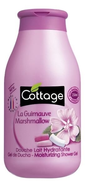 Гель для душа Moisturizing Shower Gel Marshmallow: Гель для душа 250мл