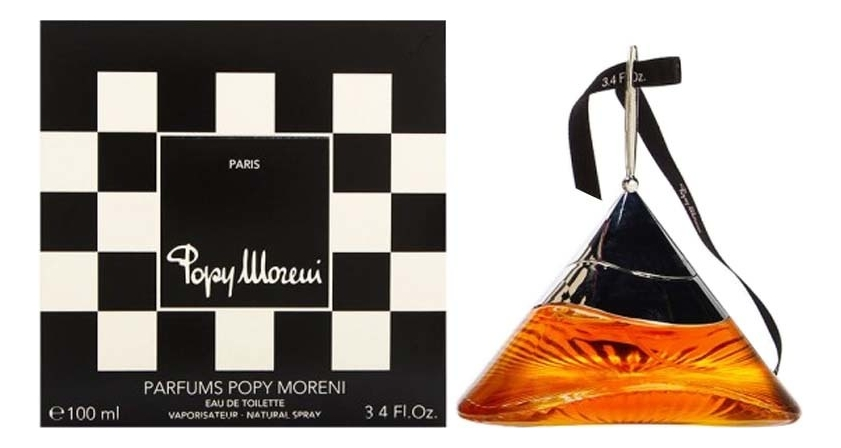 Popy Moreni For Women: туалетная вода 100мл f popy sphinx