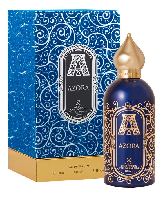 Attar Collection Azora: парфюмерная вода 100мл attar collection al rayhan парфюмерная вода 100мл