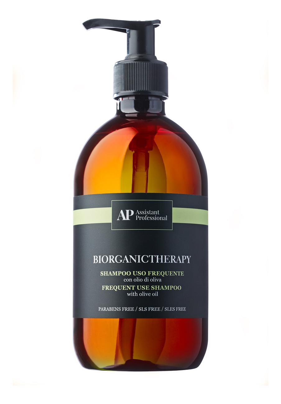 Шампунь для волос Bio Organic Therapy Frequent Use Shampoo: Шампунь 500мл гель для душа organic therapy агент