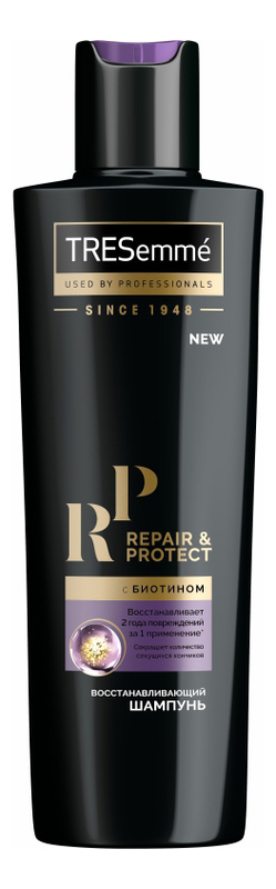 Шампунь для волос восстанавливающий Repair & Protect: Шампунь 230мл шампунь для волос восстанавливающий repair
