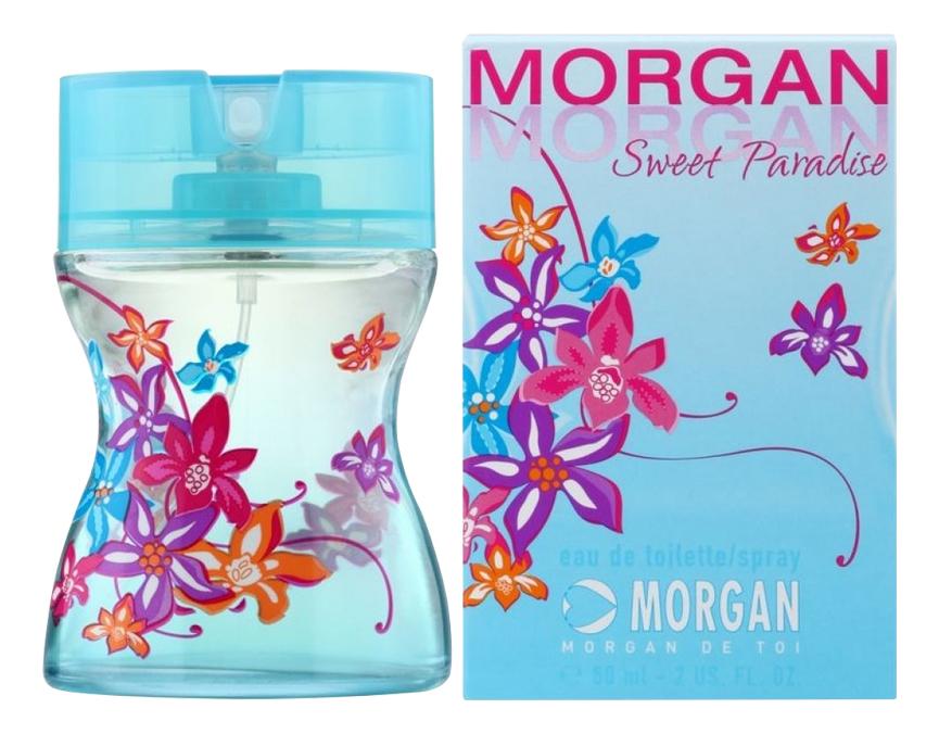 Morgan Sweet Paradise: туалетная вода 60мл stella morgan t721058