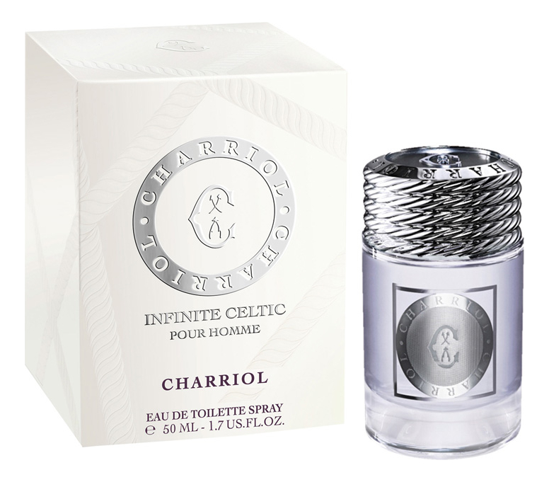 Charriol Infinite Celtic: туалетная вода 50мл 08138 e14 6w 4500k led g45 6w nw e14 fr alm01wh