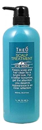Крем-уход для кожи головы Theo Scalp Treatment Ice Mint: 600мл