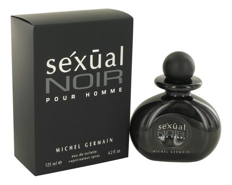 Michel Germain Sexual Noir Pour Homme: туалетная вода 125мл кофеварка atlanta ath 2206 black