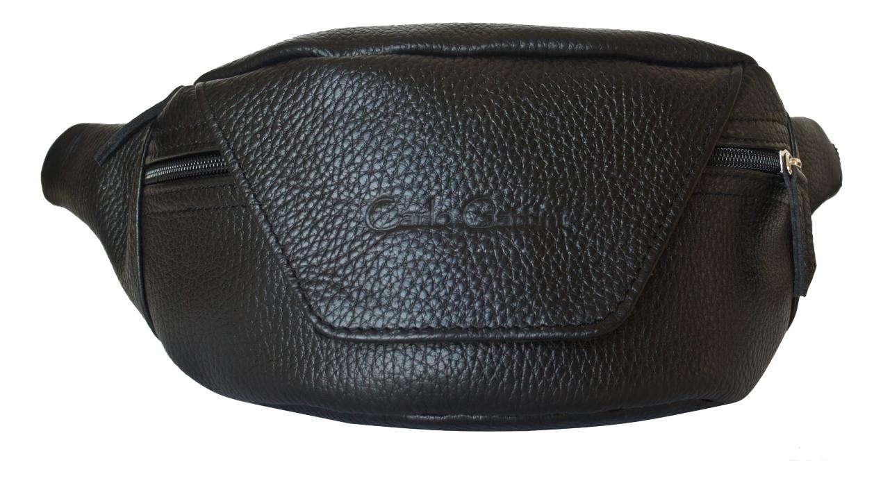 Сумка на пояс Canello Black 7004-01 kuppersberg capri 1b1d s black 7004