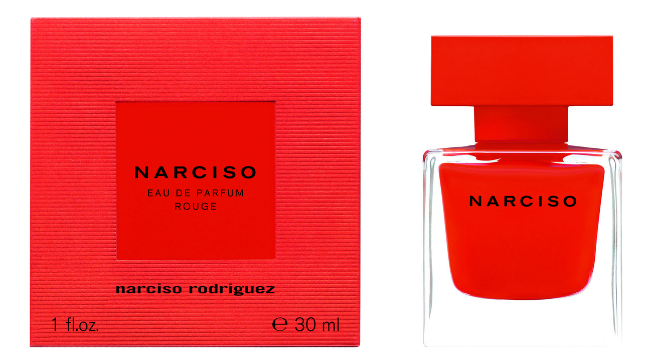 Narciso Rodriguez Narciso Eau De Parfum Rouge: парфюмерная вода 30мл narciso rodriguez for her eau de parfum
