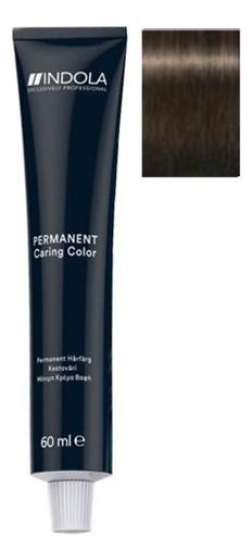 Стойкая крем-краска для волос Caring Color Ageless 60мл: 7.03+ Средний русый натуральный золотистый крем краска для волос indola color red