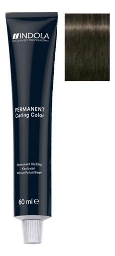 Стойкая крем-краска для волос Caring Color Ageless 60мл: 7.20 Средний русый жемчужный натуральный крем краска для волос indola color red