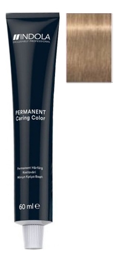 Стойкая крем-краска для волос Caring Color Ageless 60мл: 9.03+ Блондин натуральный золотистый интенсивный крем краска для волос indola color red