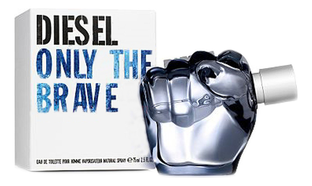 Diesel Only The Brave: туалетная вода 75мл духи diesel only the brave tattoo 1 5ml