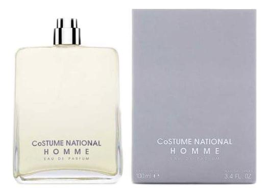CoSTUME NATIONAL Homme: парфюмерная вода 100мл costume national homme футболка