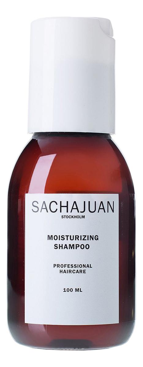 Увлажняющий шампунь для волос Moisturizing Shampoo: Шампунь 100мл шампунь sachajuan sachajuan sa978lwcuhg9